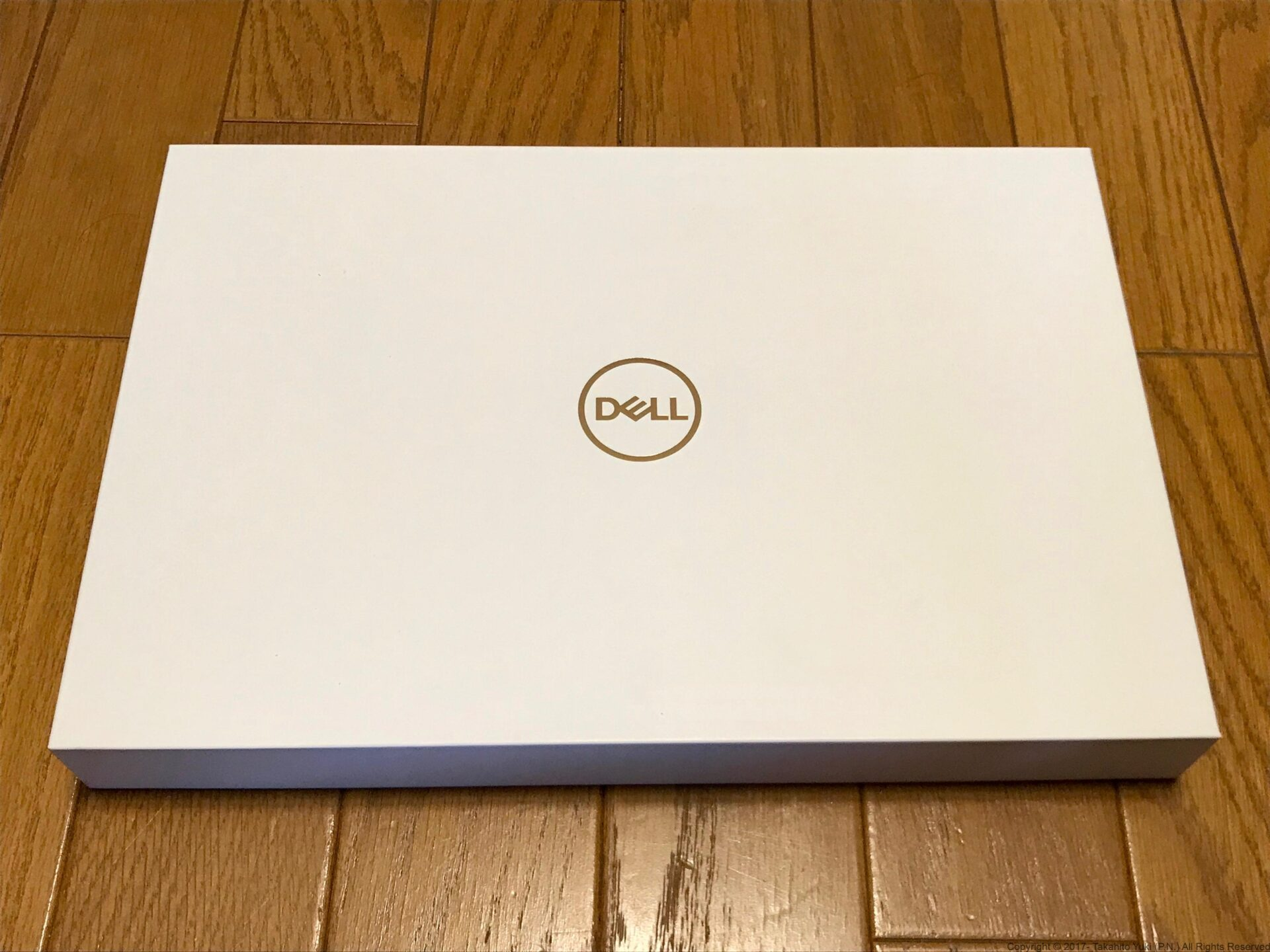 Dell New XPS 13 外箱