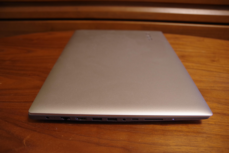 Lenovo(レノボ)「Ideapad 330(14)」のインターフェイス